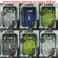 Authentic UAG Plasma Series Hard Slim Case Cover For Samsung Galalxy S8 & S8+