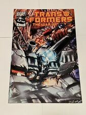Transformers War Within #6 March 2004 Dreamwave Comics
