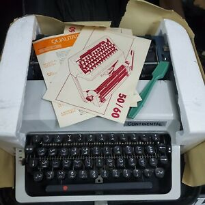 Arabic typewriter