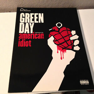 GREEN DAY - American Idiot Songbook - Very Good Condition