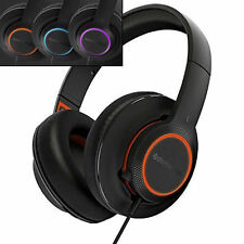 SteelSeries Siberia 150 USB Gaming Headset/Headphones Mic RGB LED PC/MAC/PS4