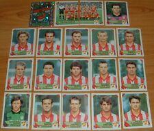 PANINI FOOTBALL CALCIATORI  1993-1994 US CREMONESE COMPLET CALCIO ITALIA