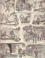 1895 Graphic December 7 Snipe shooting on an Irish Bog