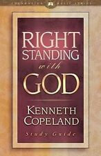 Derecho de pie con Dios guía de estudio de Kenneth Copeland (de Bolsillo/...