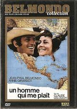 "DVD ""Un homme qui me plait"" - Belmondo / Annie Girardot - NEUF SOUS BLISTER"