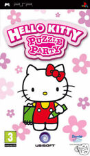 Hello Kitty Puzzle Party Sony PSP Ubisoft