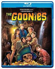 THE GOONIES BLU-RAY - SINGLE DISC EDITION - NEW AND UNOPENED - SEAN ASTIN