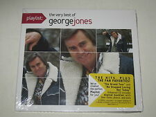 GEORGE JONES/THE TRÈS BEST OF(EPIC/LEGACY 88697 56709 2) CD ALBUM