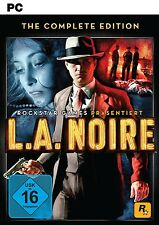 L.A. Noire  Complete Edition PC CD Key Code - STEAM CD-Key Download keine CD/DVD