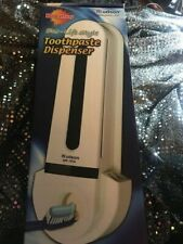 AUTOMATIC TOOTHPASTE DISPENSER ECO-LIFE STYLE NO BATTERIES REQUIRED NEW ITEM
