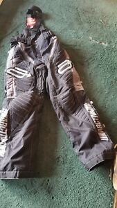 activa snowmobile pants mens small