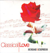 CLASSICAL LOVE: PROMO CD (2003) OFFENBACH CHOPIN MENDELSSOHN  MOZART TCHAIKOVSKY