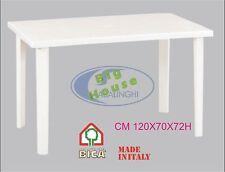 Tavoli In Plastica Impilabili.Tavoli Da Esterno In Plastica Bianca Acquisti Online Su Ebay