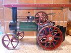 Mamod 1313 Traction Engine (TE1A) with dynamo and accessories