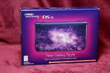 New Nintendo 3DS XL New Galaxy Style Limited Edition Handheld System Console