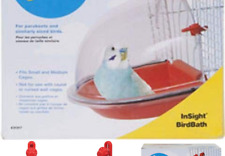 Jw Pet Company Insight Bird Bath Bird Accessory