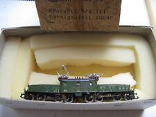 M&F Merker und Fischer Fertigmodell super 759 75 Krokodil 6/8 III Kleinserie