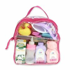 JC Toys 20 piece Baby Doll Accessory Bag, new