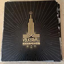 Rammstein Volkerball 2 Disc Set Audio CD and DVD 2006 Universal Distribution