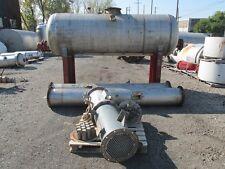 1000 GAL INDUSTRIAL PROCESS EQUIPMENT DISTILLATION POT STILL, 316 S/S (47808)
