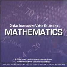 Dive Instructional Cd-Rom Saxon Geometry New