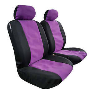 Waterproof Neoprene 2pcs Front Car Seat Covers For Most Car Pickup SUV