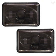 Eagle Lights 4 x 6 Black LED Headlights - Double Pack with Free Shipping