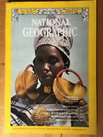 National Geographic August 1975 Vol 148, No.2 - The Niger,Toronto,Coal
