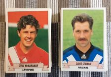 Panini Football 93 1993 Complete Sticker Set