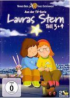 Lauras Estrella Parte Vol.3 + 4 - 22 EPISODIOS DE LA SERIE TV 2 Caja DVD NUEVO