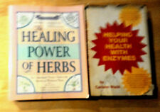 The Healing Power of Herbs-Murray 1995/Helping Your Health With Enzymes-Wade1966