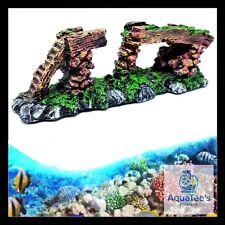 AQUARIUM FISH TANK VASE DECORATION 17 CM ORNAMENT AQUA MARINE FRESH WATER