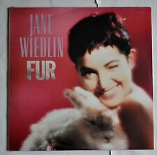 Go Gos Jane Weidlin Fur  1988 US EMI-Manhattan label 10-track vinyl LP SEALED