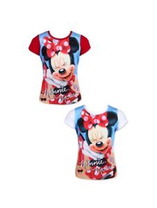 T-shirt manches courtes Minnie Disney
