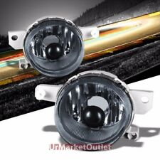 Smoke Lens Chrome Housing Bumper Fog Light/Lamp For Honda 93-95 Civic del Sol