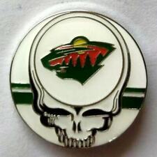 Minnesota Wild - Lapel pin - Gd sports - Wild - hockey - hatpin