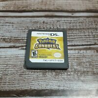 Pokemon Conquest (Nintendo DS) *GAME CART ONLY - TESTED - AUTHENTIC*