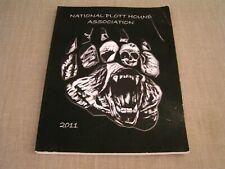 2011 National Plott Hound Association Hunting Dog Yearbook Book - Rare!