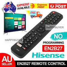 EN2B27 HISENSE OEM TV Remote Control EN-2B27 40K321UW 50K321UWT RC3394402/01 238