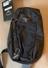 NEW with Tags Osprey Daylite Shoulder Sling, Black, O/S, 10001699