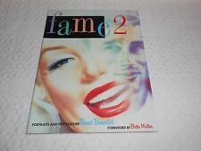 FAME 2 / BRAD BENEDICT / FOREWORD BY BETTE MIDLER