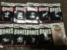 LOT OF 10 Reaper Chronoscope Bones--Dark Heaven Bones...