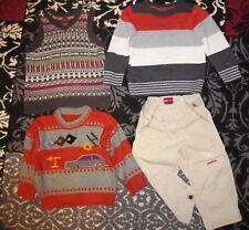 Marken Paket: Esprit, LOGG H&M Weste, Pullover, Hose Gr.86-92-98