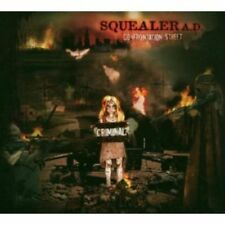 Squealer A.D. - confrontation street CD neuf emballage d'origine