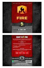 Heavy 16 Fire 8OZ (250ML) Nutrient Hydroponics P/K Booster