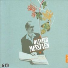 Olivier Messiaen, 1908-1992 6 CD SET - Very Good Condition