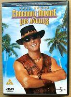 Crocodile Dundee in Los Angeles DVD / LA 3 ~ 2000 Australian Comedy Sequel