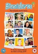 Benidorm Season Series 7 DVD VG C12