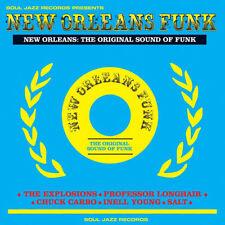 "NEW ORLEANS FUNK ORIGINAL SOUND OF FUNK 5 X 7"" BOXSET SJR327BOX SEALED SOUL JAZZ"