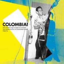 Columbia! 1960-1976 Colombia!: los Años Dorados De Discos fuent (nuevo 2 Vinilo Lp)